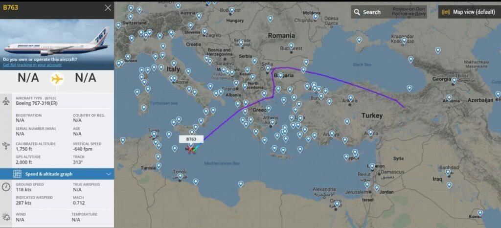 Estados Unidos enviam empreiteiros militares privados da Líbia para a Europa | Dilyana Gaytandzhieva 10