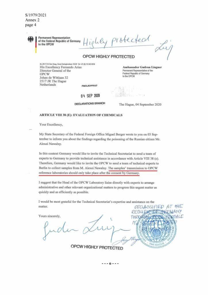 Novichok: Documento revela que amostras de sangue dos Skripals podem ter sido manipuladas | Dilyana Gaytandzhieva 9